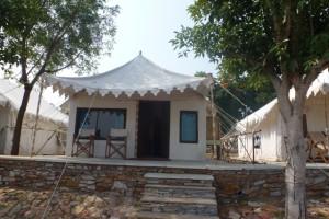 Day 20 Bijaipur Campsite