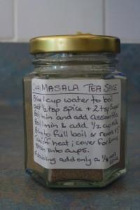 Gift of Chai Tea