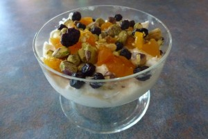 Make Your Own Gourmet Yoghurt Dessert