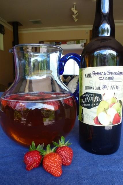 Festive Cider Punch