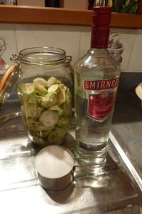 Feijoa Vodka
