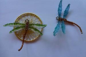 Beaded Dragonfly Jewellery