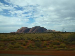 Day 1: Uluru and Kata Tjuta