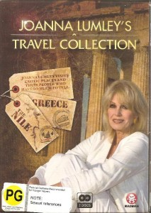World Traveller: Joanna Lumley