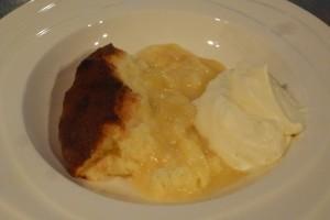 Delicious Lemon Cake Pudding Recipe