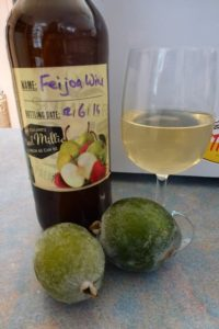 Making Feijoa Wine