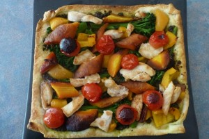 Easy Vegetable Tarts