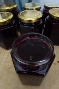 Four Berry Jam Recipe
