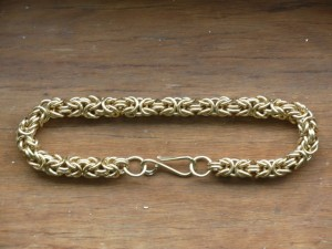 Making Chain Jewellery