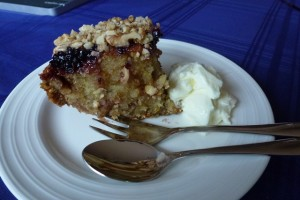 Serbian Apple Cake Recipe