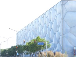 Water Cube, Beijing Olympic Park