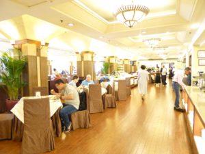 Dong Fang Hotel: restaurant