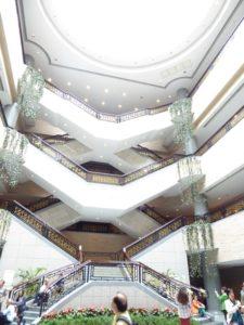 Inside Shanghai Art Museum
