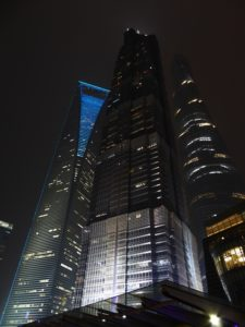 Shanghai's 3 tallest buildings