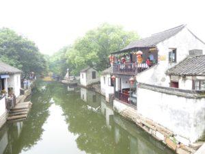 Yangzi & Beyond: Day 3 Zhou Zhuang Water Village