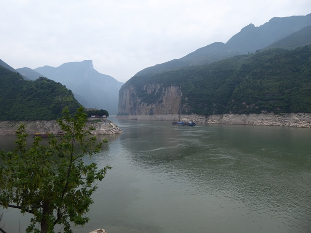 Yangzi River: Three Gorges