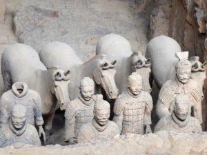 Yangzi & Beyond: Day 11 Xi'an Terracotta Warriors
