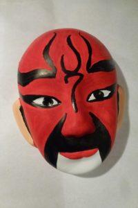 My opera mask