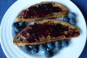 Cinnamon Blueberry Jam Recipe