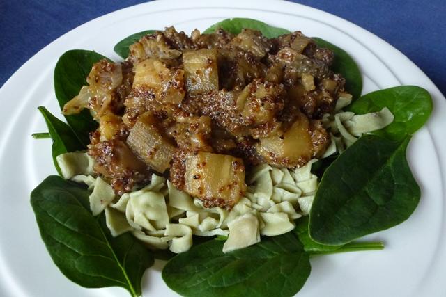 Eggplant Tomato Pasta Sauce Recipe