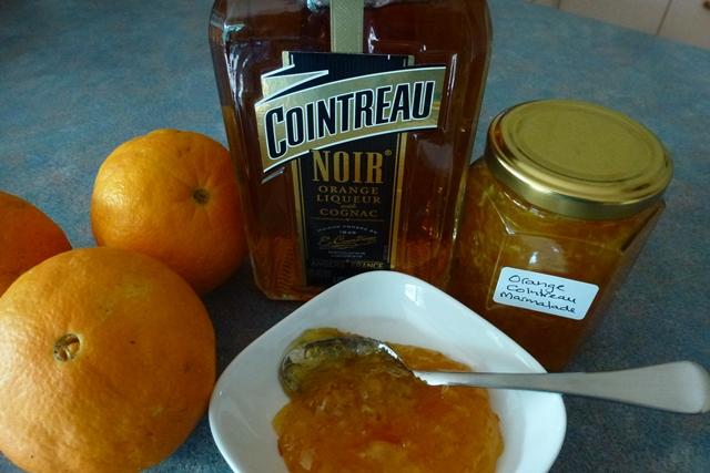 Cointreau Orange Marmalade Recipe