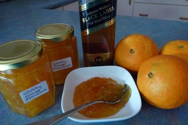 Whisky Orange Marmalade Recipe