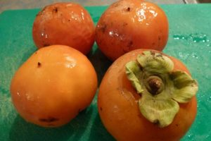 Can you freeze Persimmons?