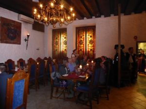 Peppersack Medieval Restaurant