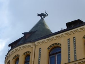 The Cat House, Riga