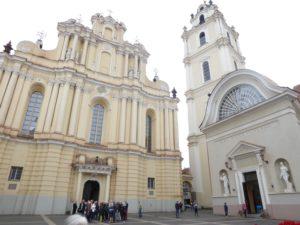 St Johns' Church, Vilnius University