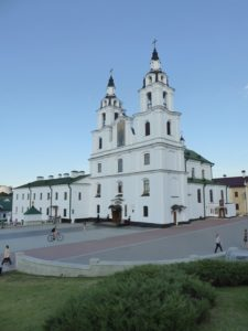 Cathedral of the Holy Spirit (Russian Orthodox), Minsk