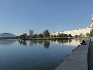 Isle of Tears, Svislach River
