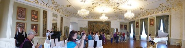 Ballroom, Mir Castle