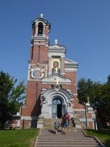 Chapel/Crypt, Mir Castle