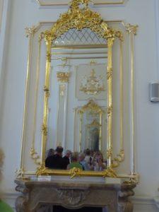 Endless mirrors, Niaswizh Castle