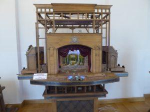 Theatre set, Niaswizh Castle