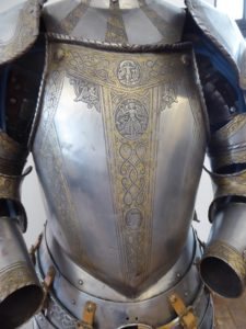 Armour, Niaswizh Castle