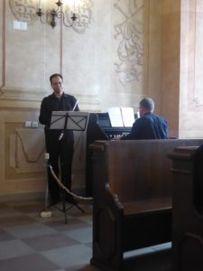 Chapel Musicians, Niaswizh Castle