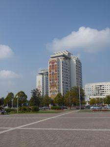 Apartment blocks, Minsk