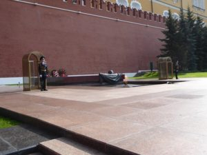 Tomb of the Unknown Soldier, Moscow