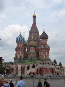 Day 10: Moscow, Russia