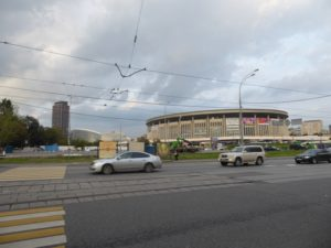 Olympic Stadiums