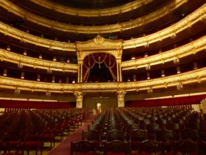 Bolshoi Theatre - Royal Box