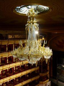 Chandelier - Bolshoi Theatre