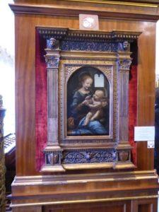 The Benois Madonna, Leonardo da Vinci