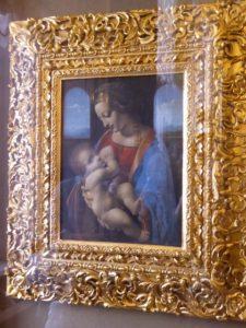 The Litta Madonna, Leonardo da Vinci