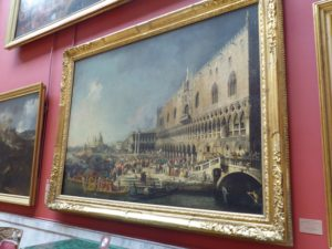 Reception of the French Ambassador in Venice, Antonio Canal