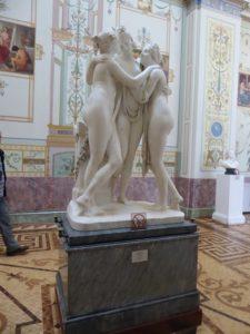 The Three Graces, Antonio Canova