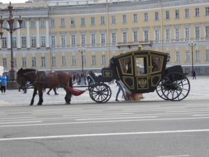 Palace Square, St Petersburg