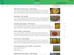 Best App for Managing Recipes